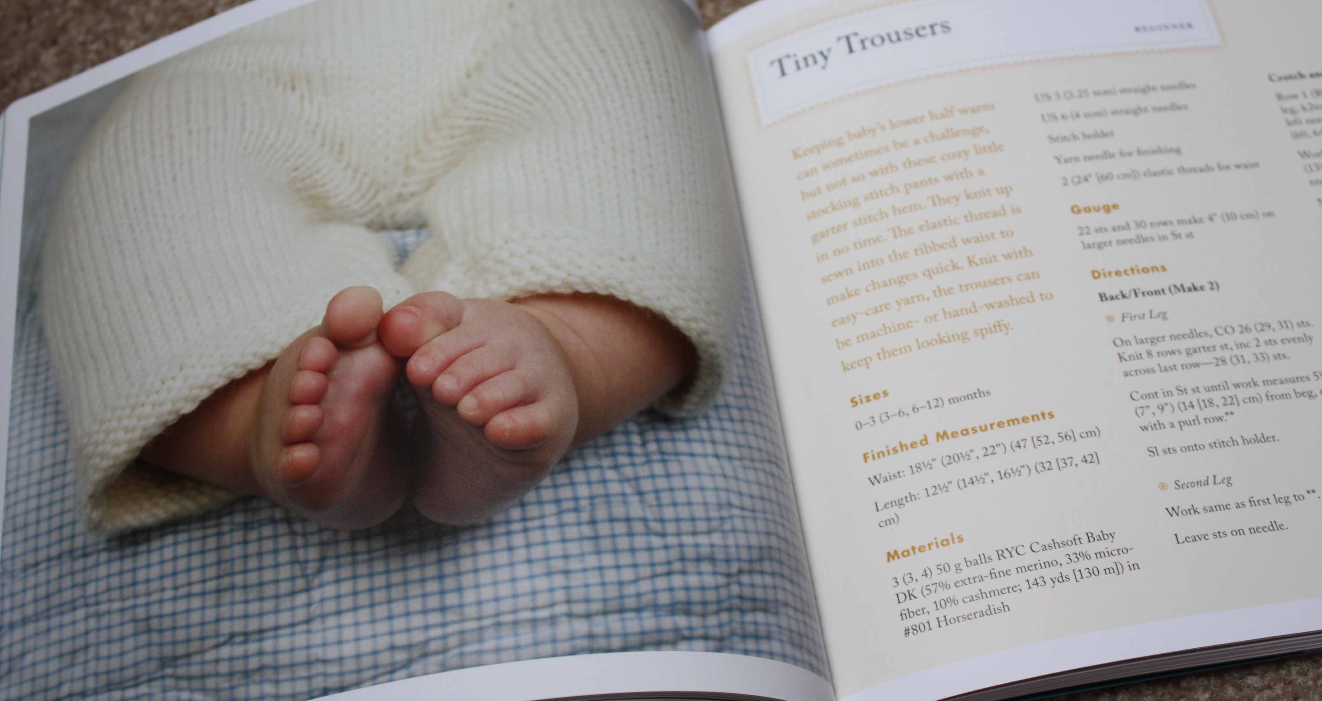 book review vintage knits for modern babies five things