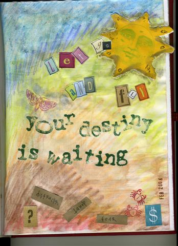 Your Destiny Is Waiting