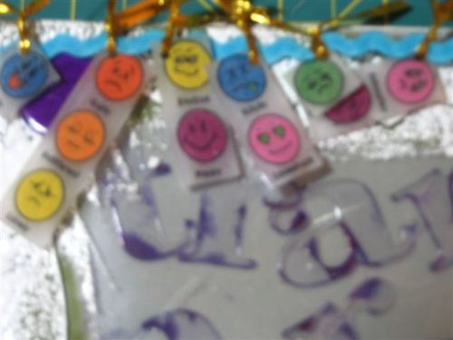 Close-Up of Tags